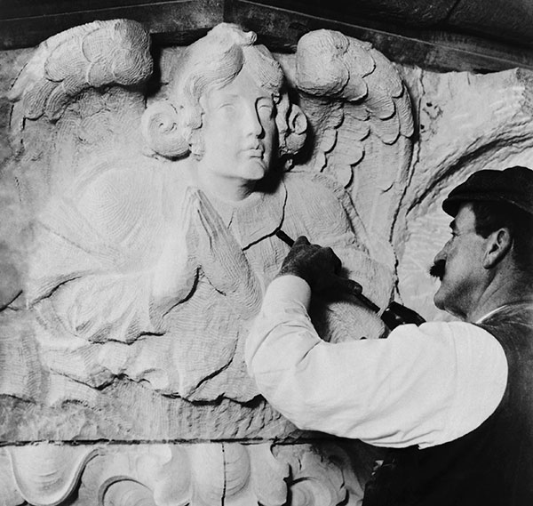 Image of Stone Sculptor